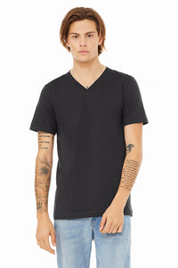 Bella+Canvas 3005 Unisex Jersey Short Sleeve V-Neck Tee