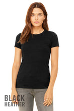 Load image into Gallery viewer, Bella+Canvas 6004, Women's The Favorite Tee
