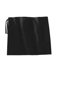 Port Authority® A706 Easy Care Half Bistro Apron with Stain Release