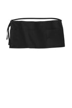 Load image into Gallery viewer, Port Authority® A707 Easy Care Reversible Waist Apron with Stain Release