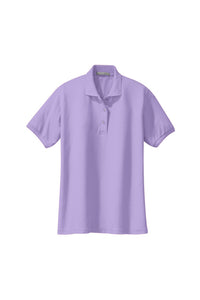 Port Authority® L500 Ladies Silk Touch™ Polo