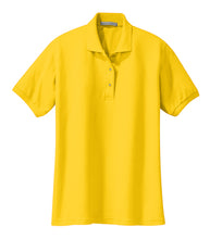 Load image into Gallery viewer, Port Authority® L500 Ladies Silk Touch™ Polo