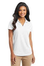 Load image into Gallery viewer, Port Authority® L572 Ladies Dry Zone® Grid Polo