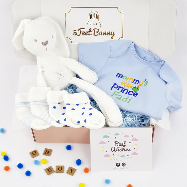 5Feet Bunny X The Daily Blooms Gift Bundle for Baby & Mom