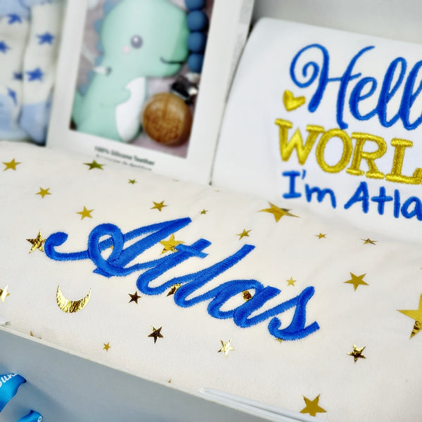 Starry Hello World Gift Set