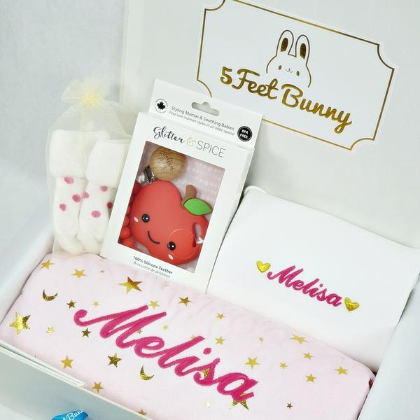 Starry Hearts Gift Set & Lactation Goodies Set