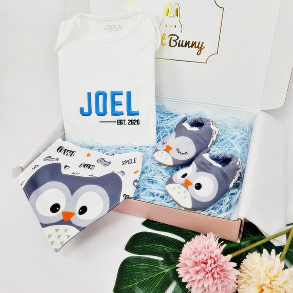 Little Animal Buddy Gift Set