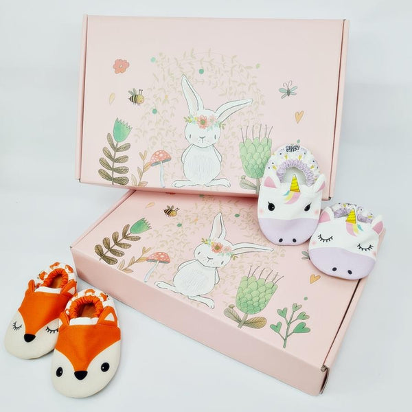 Little Animal Buddy Gift Set & Lactation Goodies Set