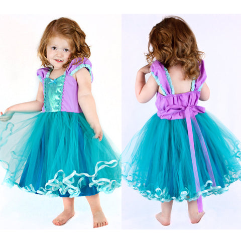 [PO] Ariel The Little Mermaid Princess Costume