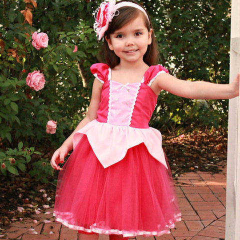 [PO] Aurora Sleeping Beauty Princess Costume