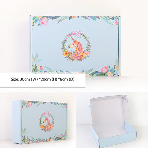 Hello Unicorn Gift Box