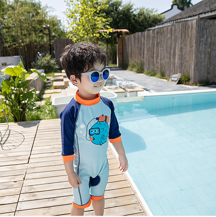 [PO] Little Puffer Fish Swimsuit