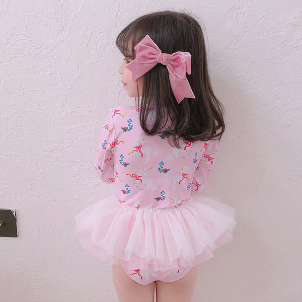 [PO] Unicorn Tutu Swimsuit