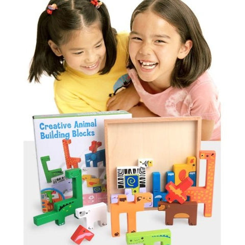 [PO] Creative Animal Building Blocks