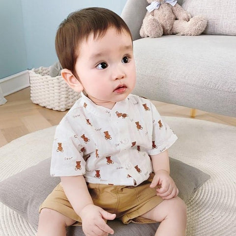 [PO] Hello Little Bear Shirt