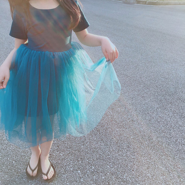 Vanessa Princess Tulle Dress