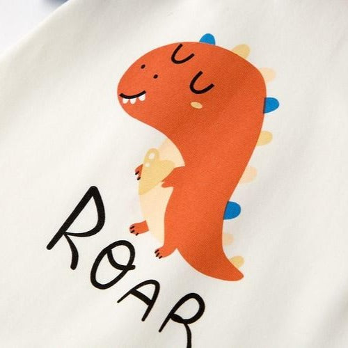 [Backorder] Little Dino Roar Romper