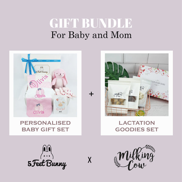 Hello Baby Gift Set & Lactation Goodies Set