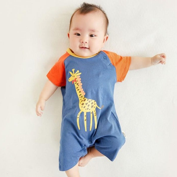 [PO] Hello Giraffe Denim Shirt