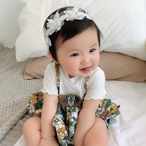 [PO] Dainty Floral Hairband