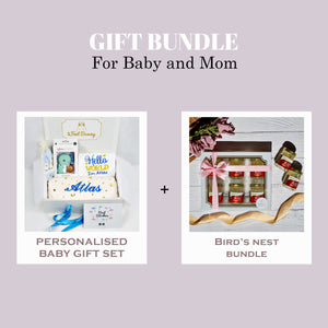 Starry Hello World Gift Set & Bird's Nest Bundle
