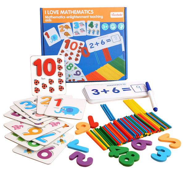 [PO] Learn to Count Math Jumble Game
