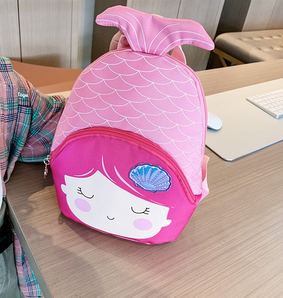 [PO] Little Mermaid Backpack
