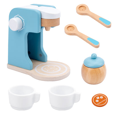 [PO] Oh My Cafe Pastel Wooden Kitchen Set