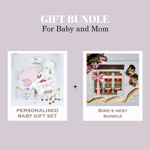 Petite Lil' Bub Gift Set & Bird's Nest Bundle