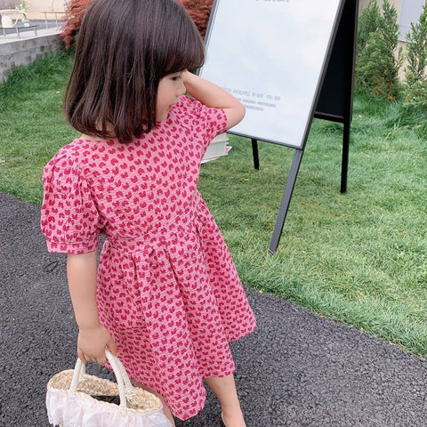 [PO] Alverina Little Floral Dress