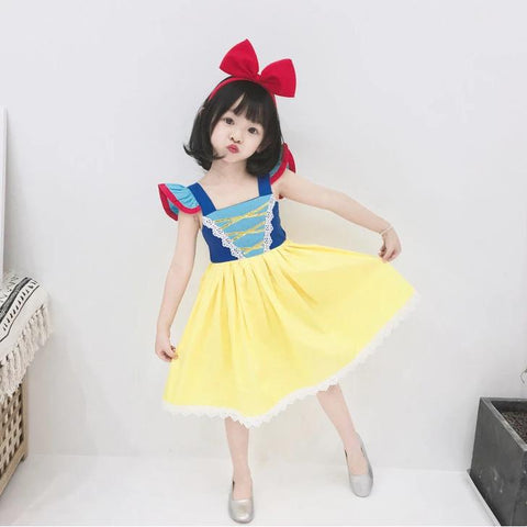 [PO] Snow White Princess Costume