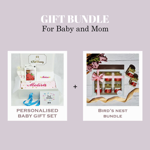 Starry Hearts Gift Set & Bird's Nest Bundle