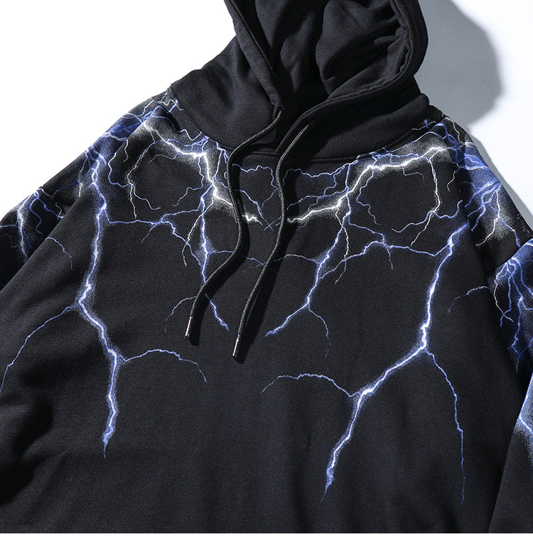Hoodie Inazuma front detail