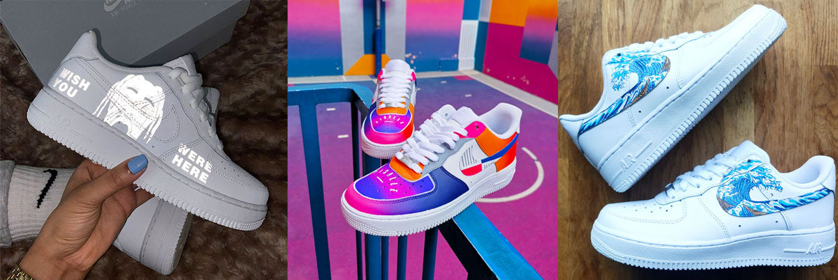 l'incontournable Air Force 1