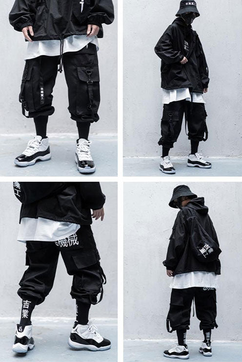 "Pantalon Techwear ""Kaga"""