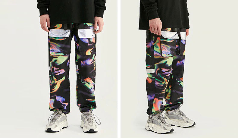cargo pants for a streetwear style