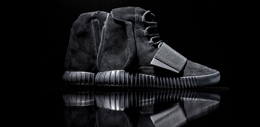 Yeezy Boost 750 en Triple Black