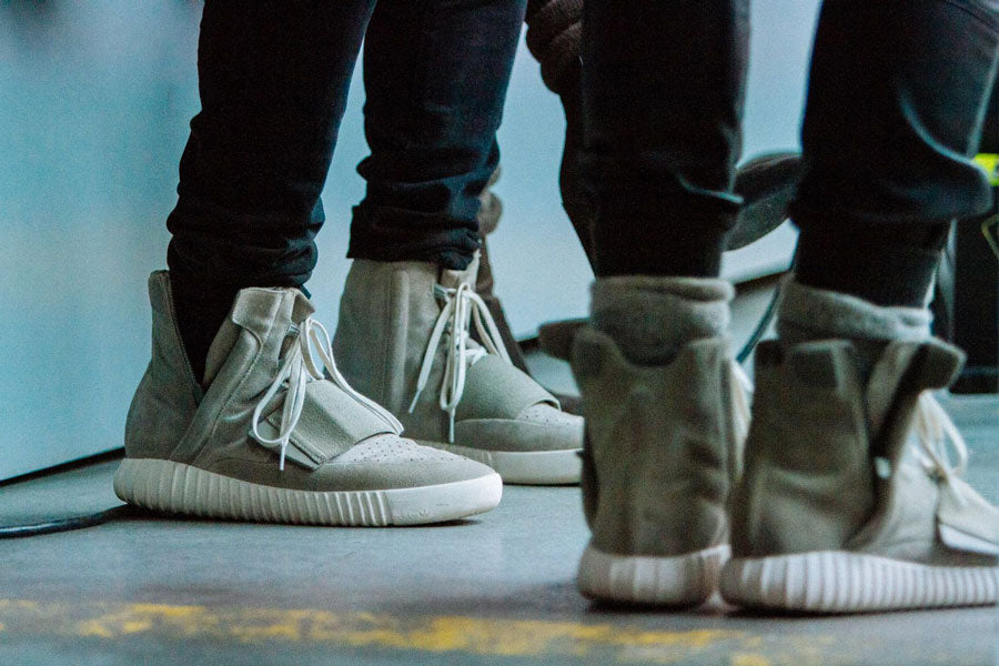 Yeezy Season 1 boost 750