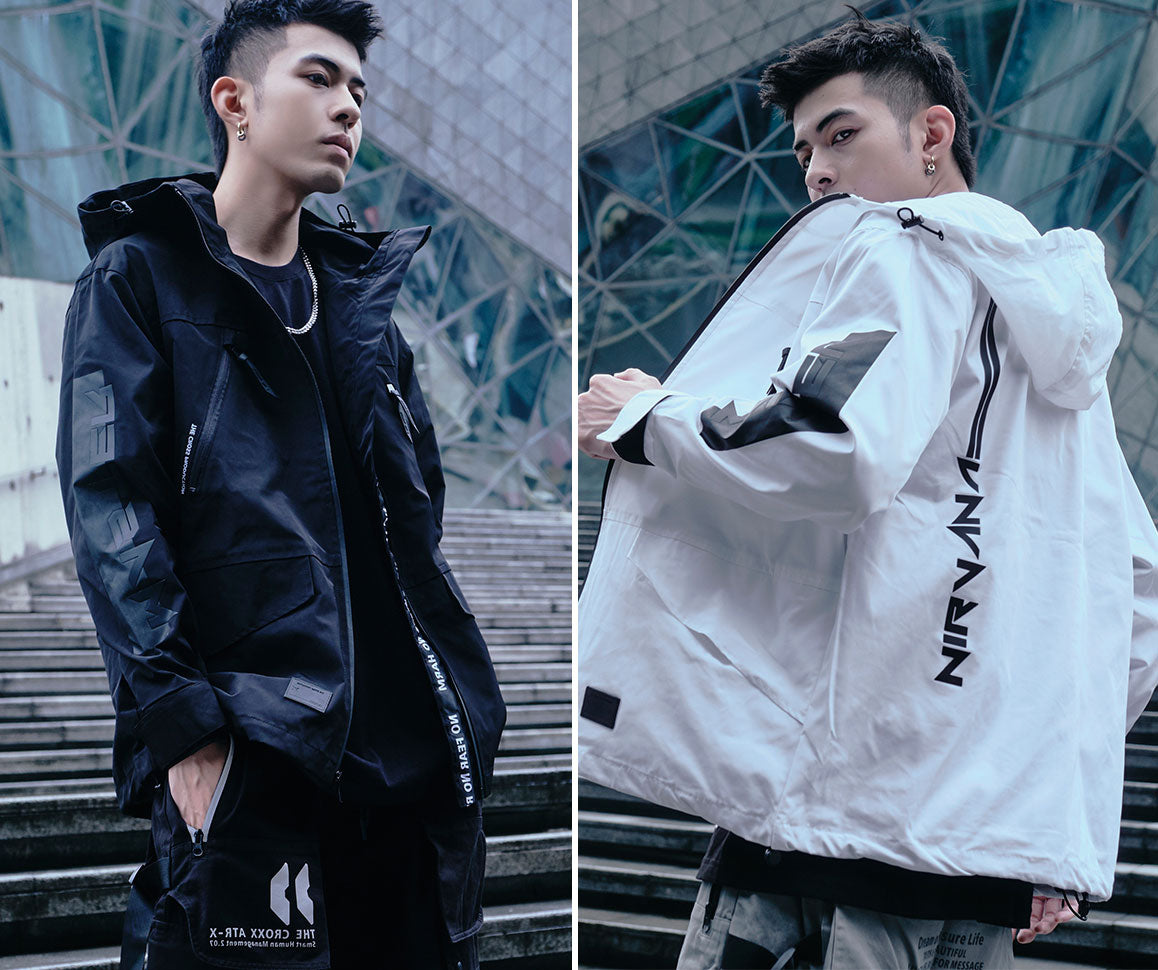 Coupe-vent Homme Streetwear