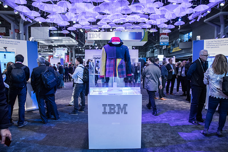 Tommy Hilfiger et IBM intelligence artificielle