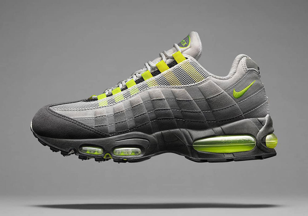 Design des Air Max 95