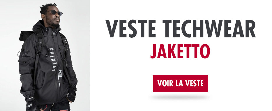 veste techwear jaketto