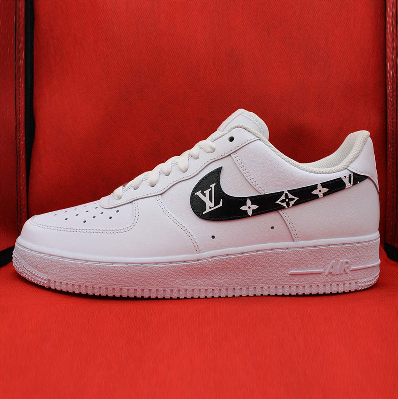 "Nike Air Force 1 Custom ""LV""-TENSHI™"