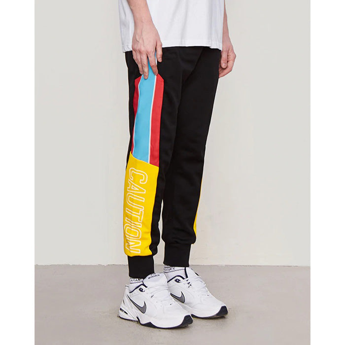 "Pantalon Jogging ""Caution""-TENSHI™"