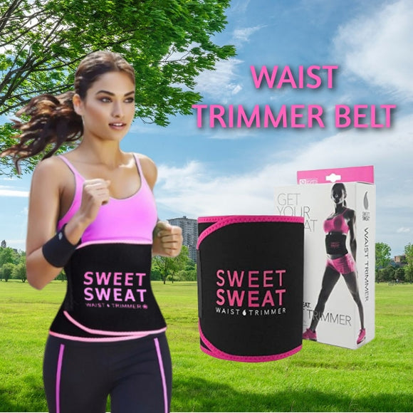 Sweat Waist Trimmer Belt (Buy 1 Take 1 Promo)