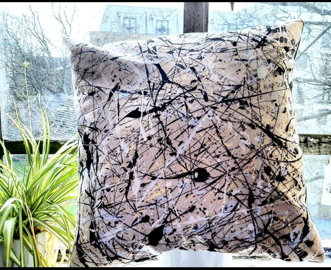 Markmaking IV Cushion