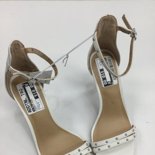 Primary Photo - BRAND: A NEW DAY STYLE: SANDALS HIGH COLOR: WHITE SIZE: 6.5 SKU: 162-16213-3058SOME SMALL MARKS ON TOES AND HEELS
