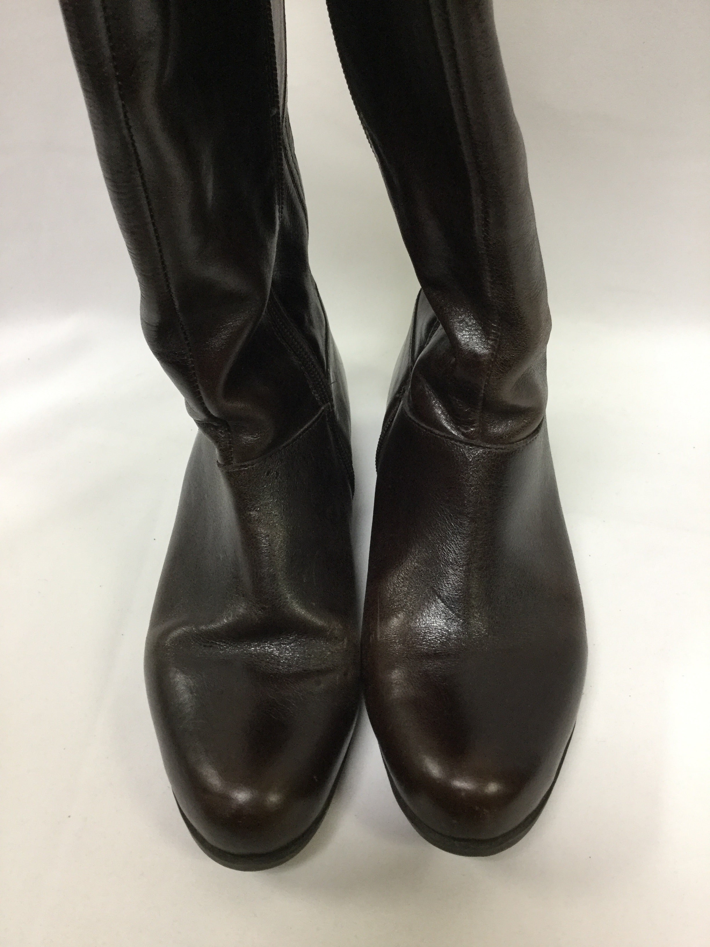 Photo #2 - BRAND: ME TOO <BR>STYLE: BOOTS KNEE <BR>COLOR: BROWN <BR>SIZE: 7 <BR>SKU: 155-15599-235091