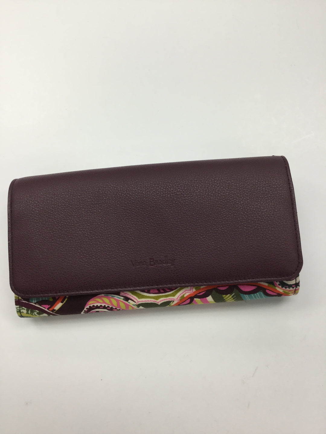 Primary Photo - BRAND: VERA BRADLEY <BR>STYLE: WALLET <BR>COLOR: PAISLEY <BR>SIZE: LARGE <BR>OTHER INFO: NEW! <BR>SKU: 155-155130-206841