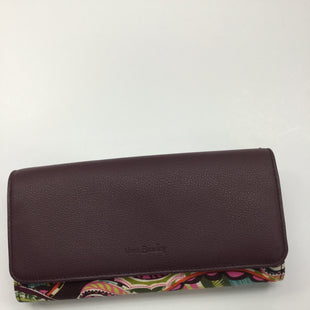 Primary Photo - BRAND: VERA BRADLEY STYLE: WALLET COLOR: PAISLEY SIZE: LARGE OTHER INFO: NEW! SKU: 155-155130-206841